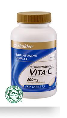 Vita-C, Order, COD, Produk SHAKLEE, Info, Kongsi, Pengedar Shaklee Kuantan,