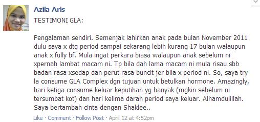 testi GLA16