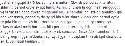 testi GLA18