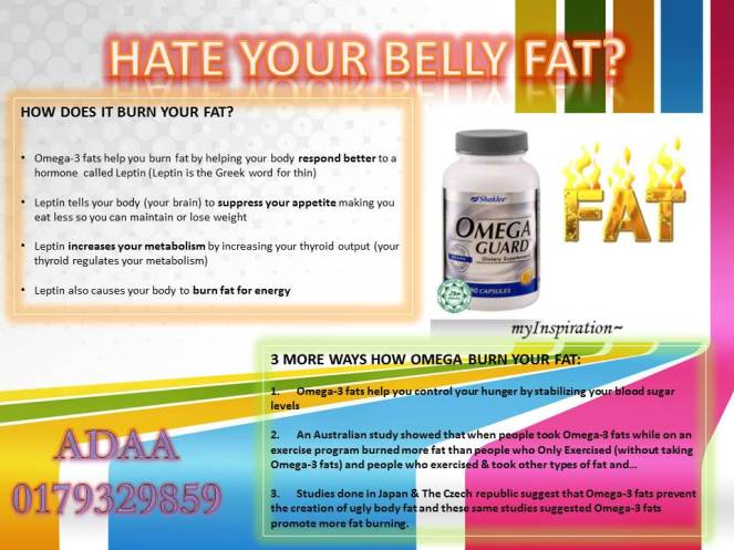BURN UR BELLY FAT