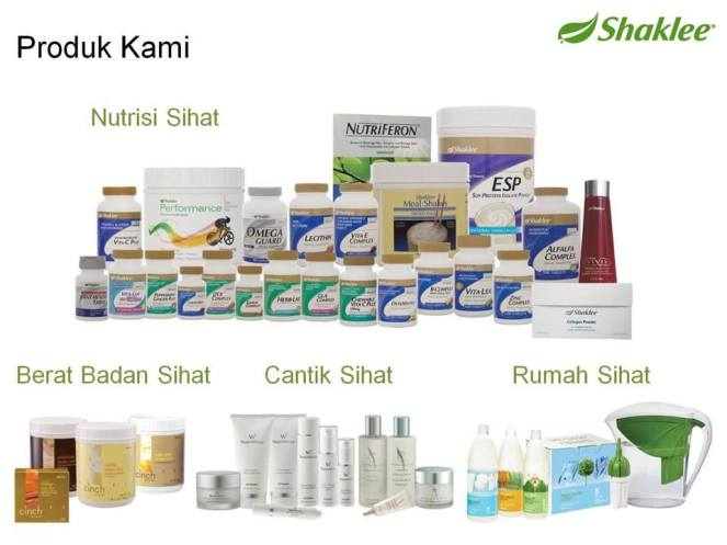 SHAKLEE PRODUCT MALAYSIA