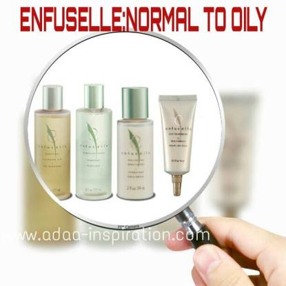 ENFUSELLE: NORMAL-OILY