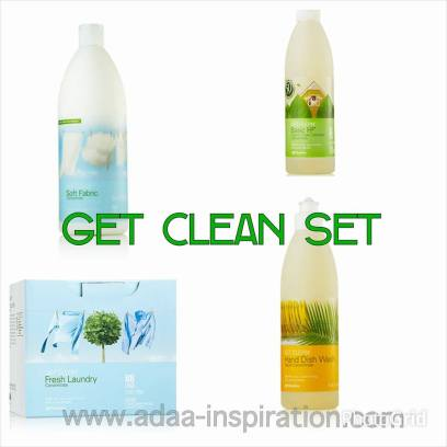GET CLEAN HOME