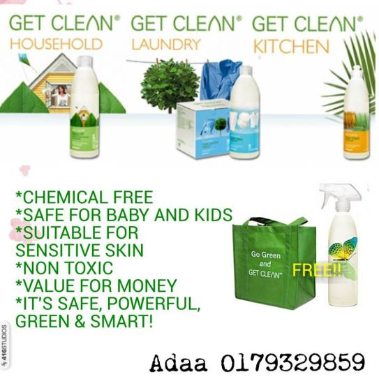 GET CLEAN SET