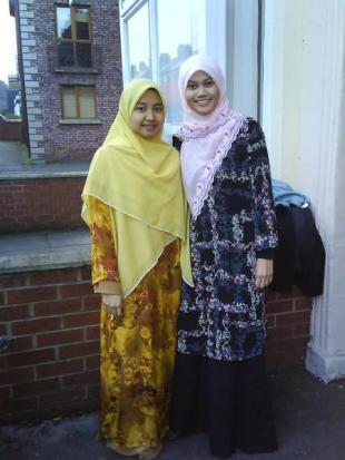 MY TRUE FRIEND: RAYA 1ST YEAR