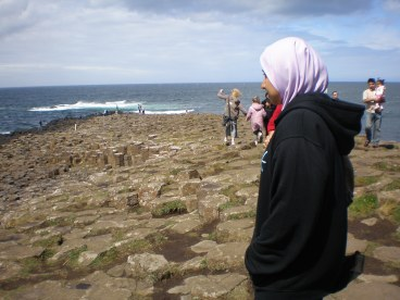 GIANT CAUSEWAY 2008