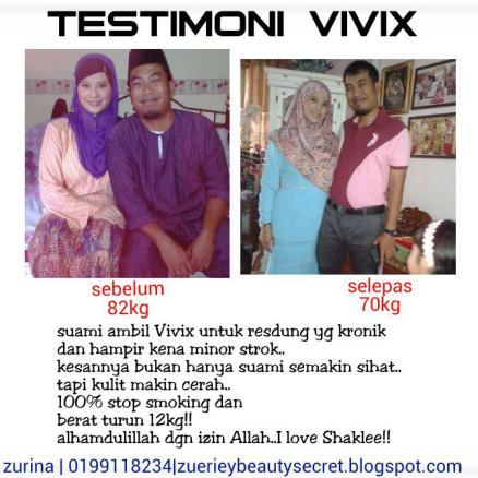 TESTIMONIAL VIVIX