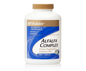 ALFALFA COMPLEX DARI SHAKLEE