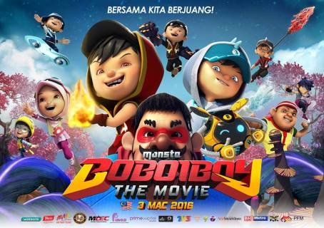 BOBOIBOY THE MOVIE